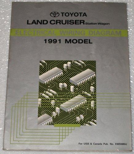 1991 Toyota Land Cruiser Electrical Wiring Diagram Fj80 Series. 1991 Toyota Land Cruiser Electrical Wiring Diagram Fj80 Series Station Wagon. Toyota. 2015 Toyota Land Cruiser Wiring Diagrams At Scoala.co