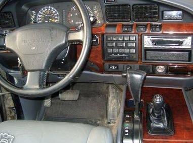 Toyota Land Cruiser Interior Burl Wood Dash Trim Kit Set 1995 1996 1997 Toyota Land Cruiser