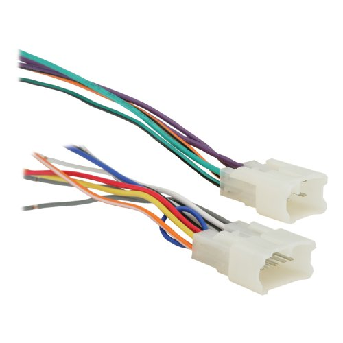metra 70 1761 radio wiring harness for toyota 87 up power 4 metra 70 1761 radio wiring harness for toyota 87 up power 4 speaker