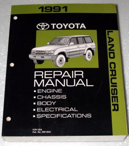1991 toyota land cruiser repair manual fj80 series complete 1991 toyota land cruiser repair manual fj80 series complete volume