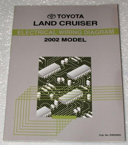 2002 Toyota Land Cruiser Electrical    Wiring    Diagrams  UZJ100 Series    Toyota Land Cruiser Outpost