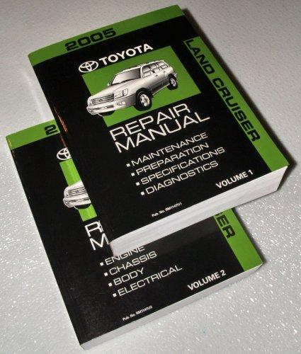 Toyota Land cruiser shop manual