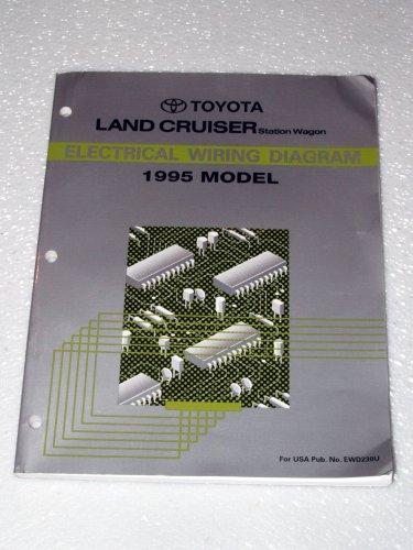 1995 Toyota Land Cruiser Electrical Wiring Diagram