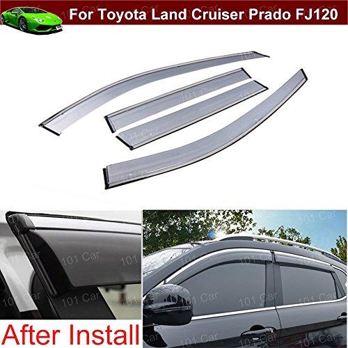 Toyota Land Cruiser Steps