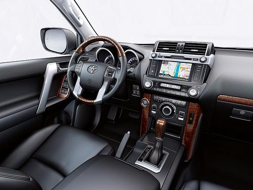 Toyota Land Cruiser 4x4